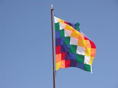 """Résultat de recherche d'images pour """"drapeau quechua"""""""
